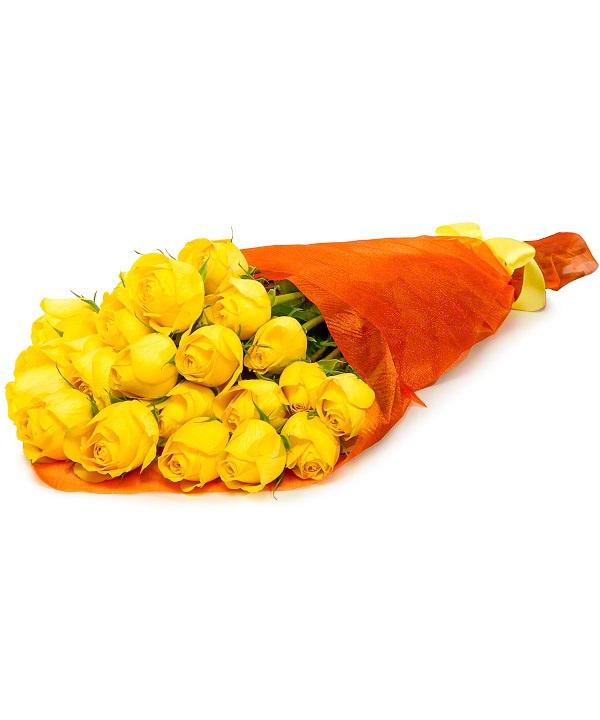 Auksinė – Gėlės į namus Vilniuje