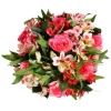 Nepamirštama –  Gėlių pristatymas Vilniuje