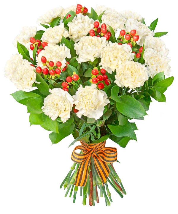 Su pergale – Gėlės į namus Vilniuje