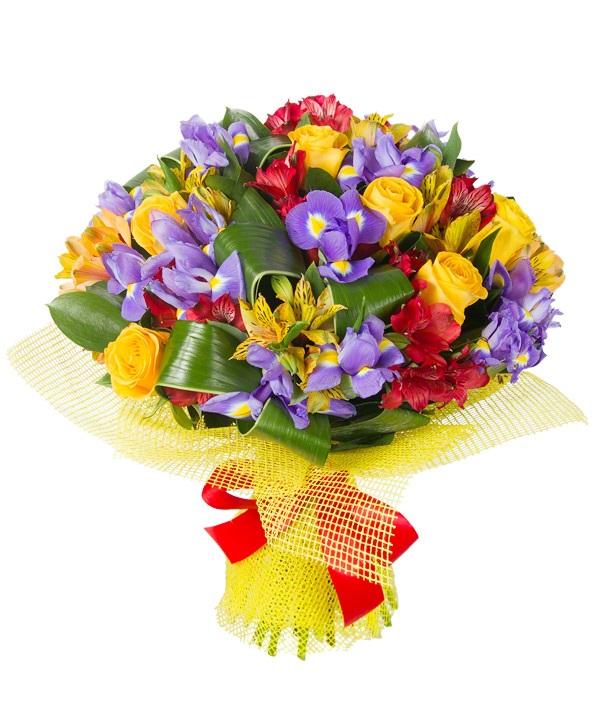 Gėlių melodija  – Gėlių pristatymas Vilniuje