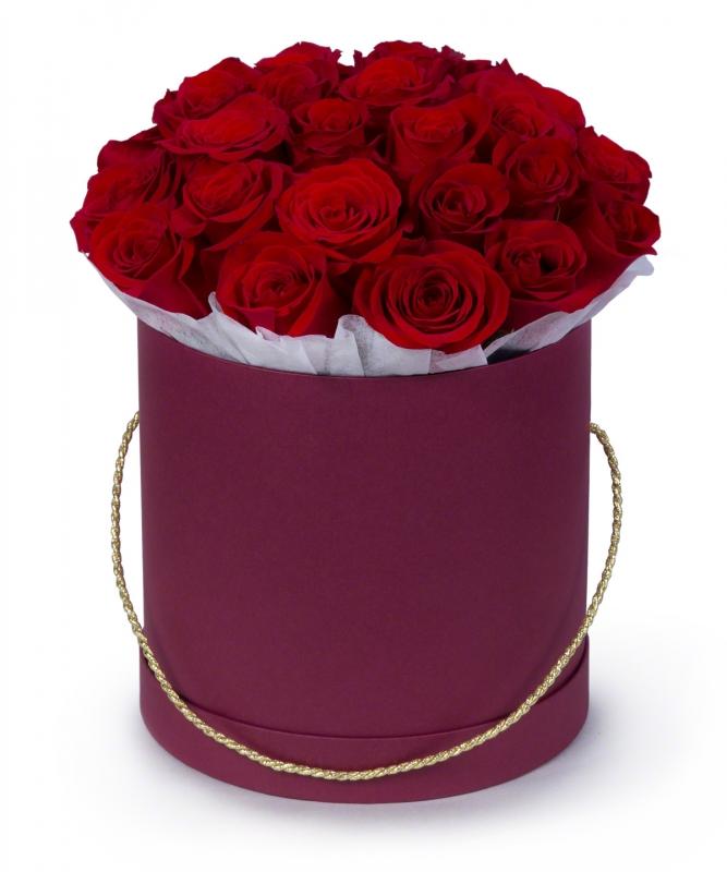Rožės dėžutėje – Gėlių pristatymas Vilniuje