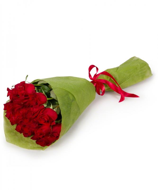 25 rožės – Gėlės į namus Vilniuje