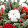 Žiemos nuotaika — Gėlės į namus Vilniuje