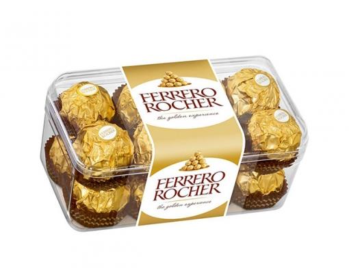 Saldainiai FERRERO ROCHER, 200 g 1