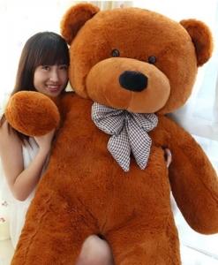Большой медвежонок