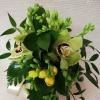 Gėlių kompozicija ant taupyklės 3