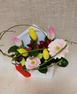 Gėlių vokelis