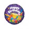 Gimtadienio balionas su heliu