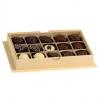 Rankų darbo šokoladinių saldainių rinkinys RŪTA, 170 g 2