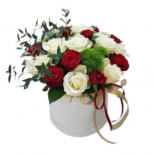 Rožių dėžutė 1