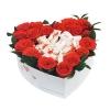 Gėlių dėžutė su Rafaello